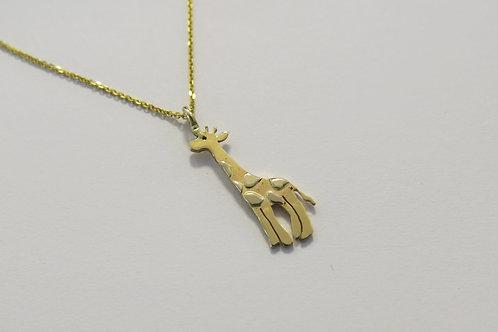 N26 - 14K Gold Giraffe