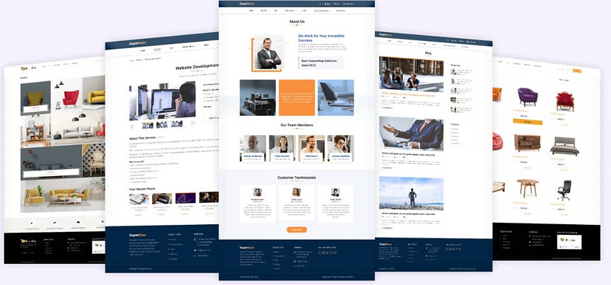 Attractive Web Design