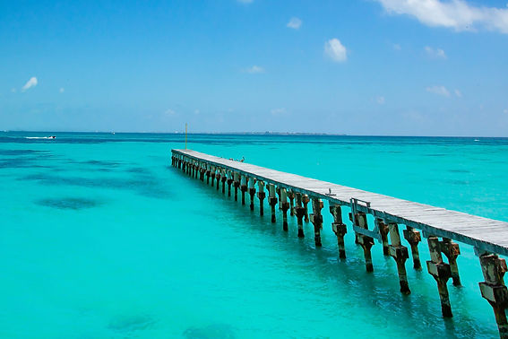 Cancun Pier