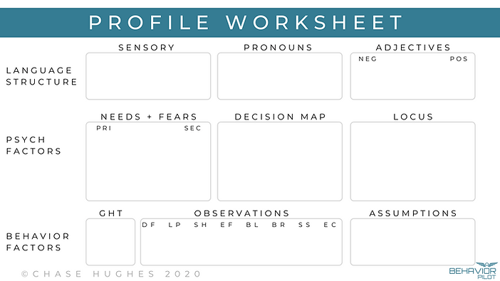 profile-worksheet