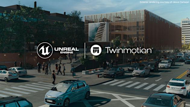 ARCHICAD 23 i Twinmotion | 3D ART - ArchiCAD i ostala Open BIM