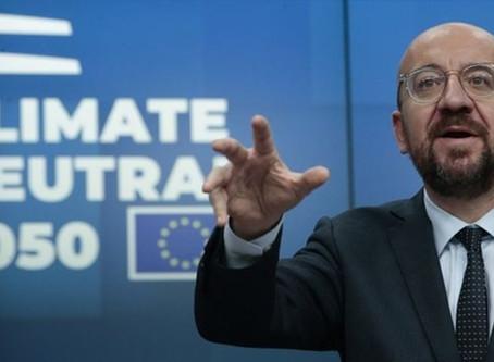 Σύνοδος κορυφής ΕΕ: Συμφωνία για το κλίμα - Κλιματικώς ουδέτερη ως το 2050 [vid]