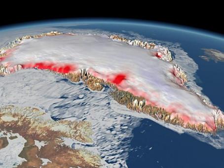 Γροιλανδία πάγοι: Λιώνουν γρηγορότερα - Εκατομμύρια άνθρωποι απειλούνται [vid]