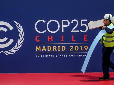 COP25: 5 πράγματα που πρέπει να γνωρίζεις