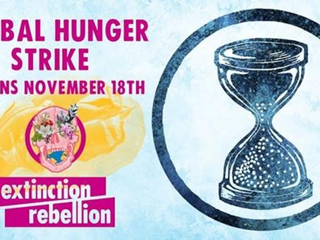 Extinction Rebellion: Παγκόσμια απεργία πείνας για την κλιματική κρίση