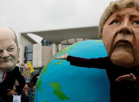 Γερμανία: Εγκρίθηκε νομοθεσία για το κλίμα - Προβλέπονται τέλη για τις εκπομπές CO2
