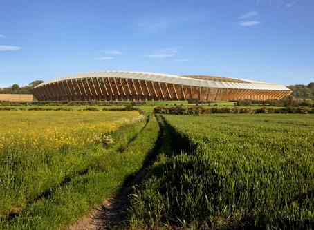 Ποδόσφαιρο: Αυτό είναι το «πιο πράσινο γήπεδο στον κόσμο» [pics]