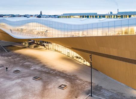 Φινλανδία: Μια δημόσια βιβλιοθήκη-παράδεισος με... ελληνικό όνομα!