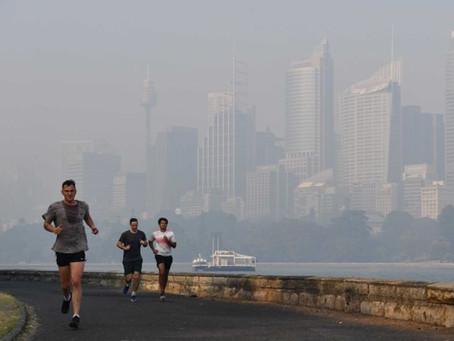 Αυστραλία - ώρα μηδέν: Τοξικό νέφος από τις καταστροφικές φωτιές [video]