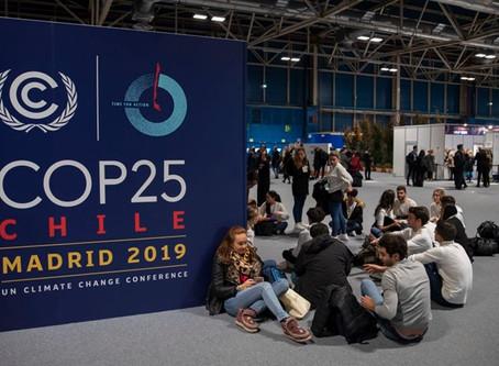 """Σύνοδος ΟΗΕ για το κλίμα 2019: Απογοήτευσε η COP25 - """"Αγνόησαν την επιστήμη"""" [vid]"""