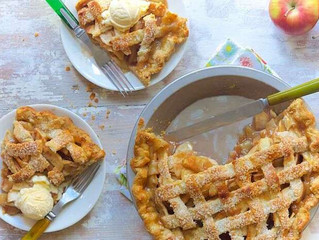There is nothing more American than a perfectly baked apple pie!
