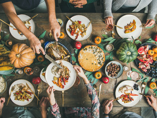 Tips to Planning the Perfect Thanksgiving!