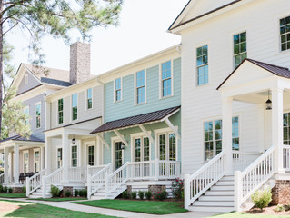 Experience the good life in our newly completed Townhomes!