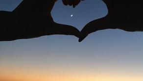 恋するときめきな新月