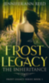 Book 1 of the Frost Legacy Series