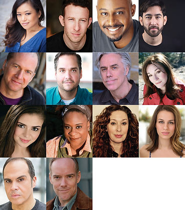 Cast photos for THE CONNECTOR