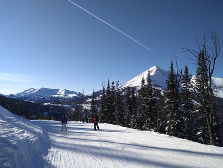 Life in the Fall Line: What Skiing and Success Have In Common