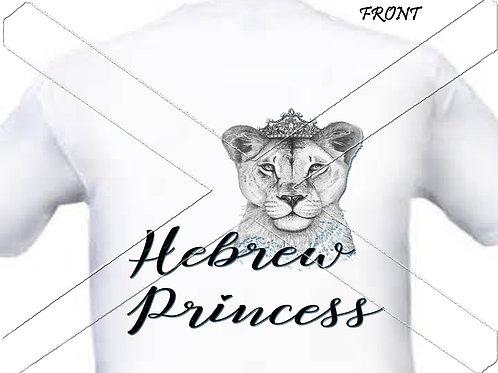 Hebrew Princess - b&w