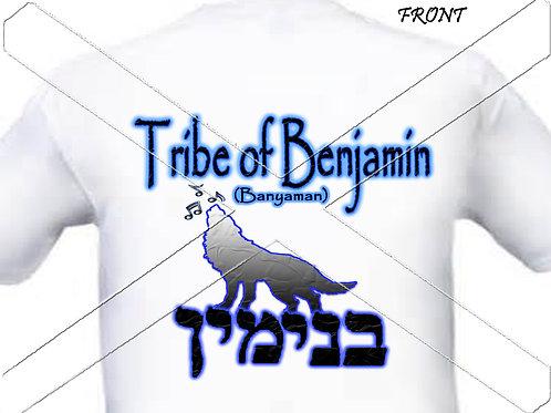 Tribe of Benjamin - body t