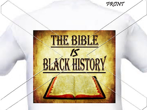 Bible Is Black History