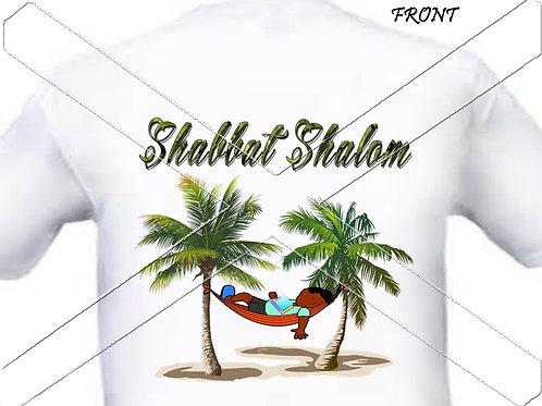 Shabbat Shalom - hammock