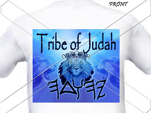 Tribe of Judah - blue p