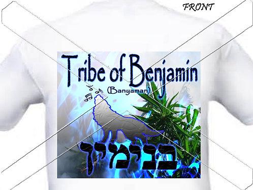 Tribe of Benjamin - special ed. t