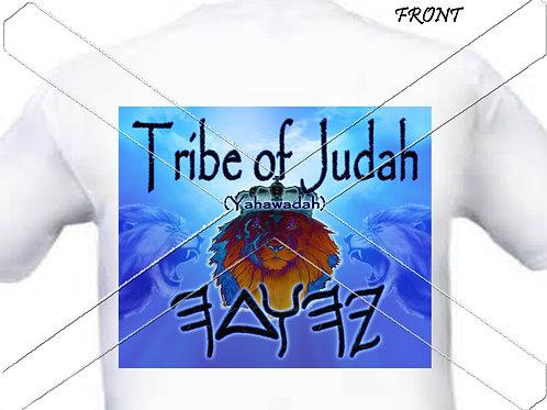 Tribe of Judah - gold p