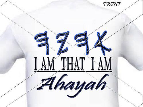 Ahayah - paleo