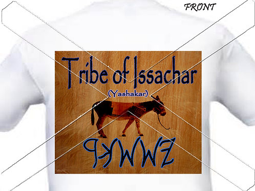 Tribe of Issachar - body p