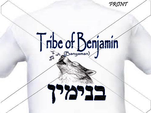 Tribe of Benjamin - face t