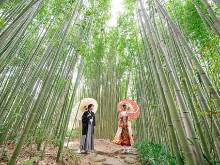 京都洛西竹林公園