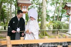 橿原神宮 神社婚