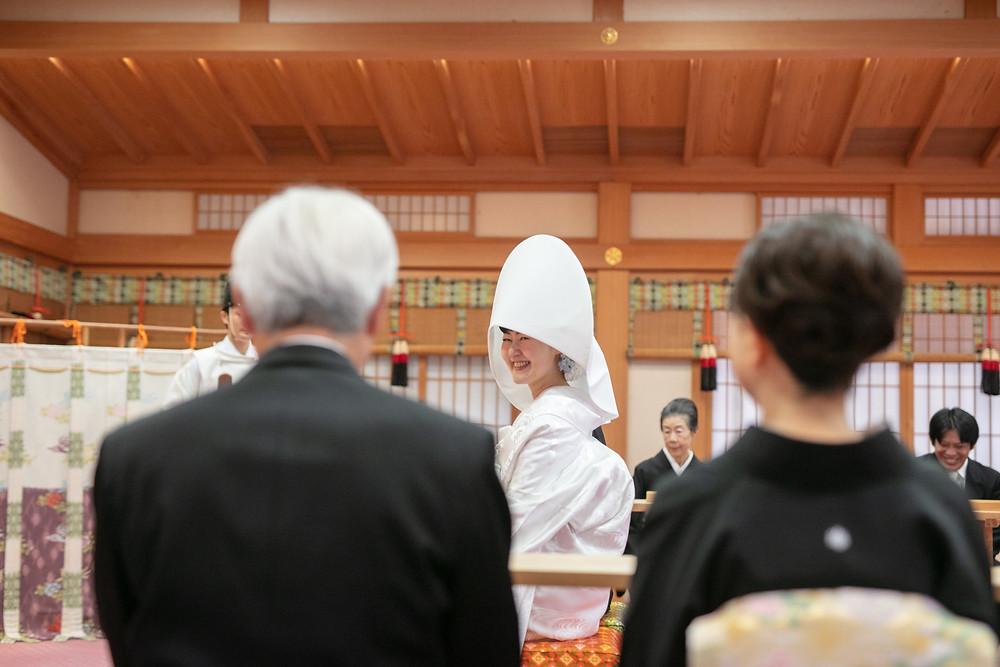 大神神社 挙式