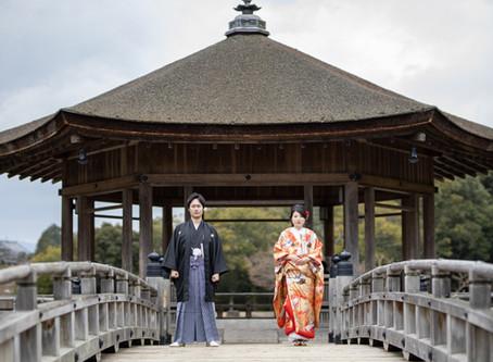 古都奈良へ