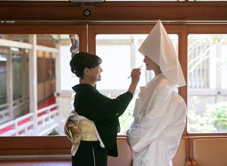 奈良 大神神社 挙式