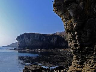 Spar Caves, a great wee hide away......