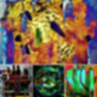 tracy ellyn artist mami glass series