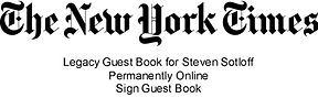 the new york times, steven sotloff, legacy