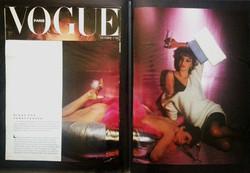 Tracy Ellyn for DVF Paris Vogue