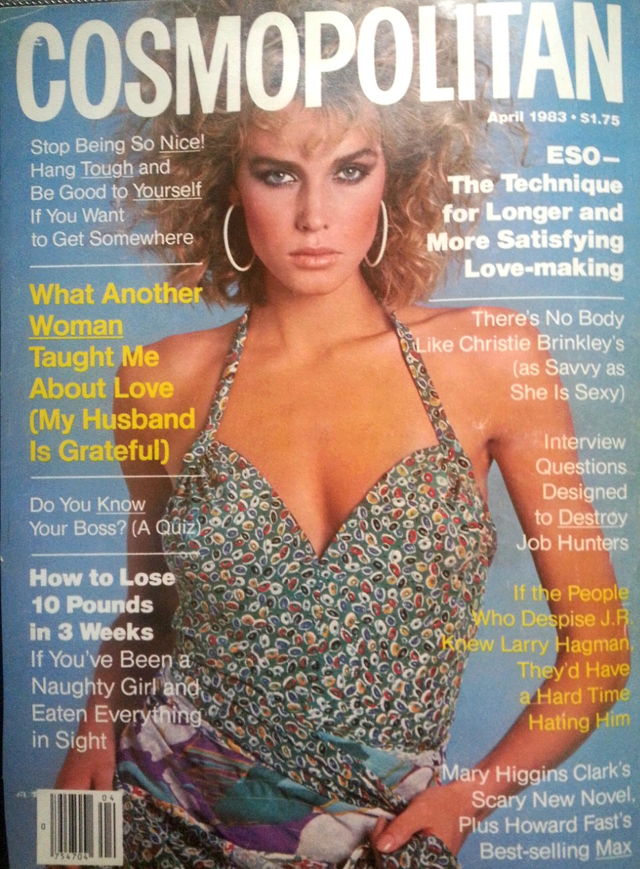 Tracy Ellyn Cover of Cosmopolitan Ma