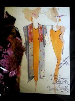 Tracy Ellyn for Diane Von Furstenber