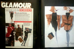 Tracy Ellyn for Glamour Magazine