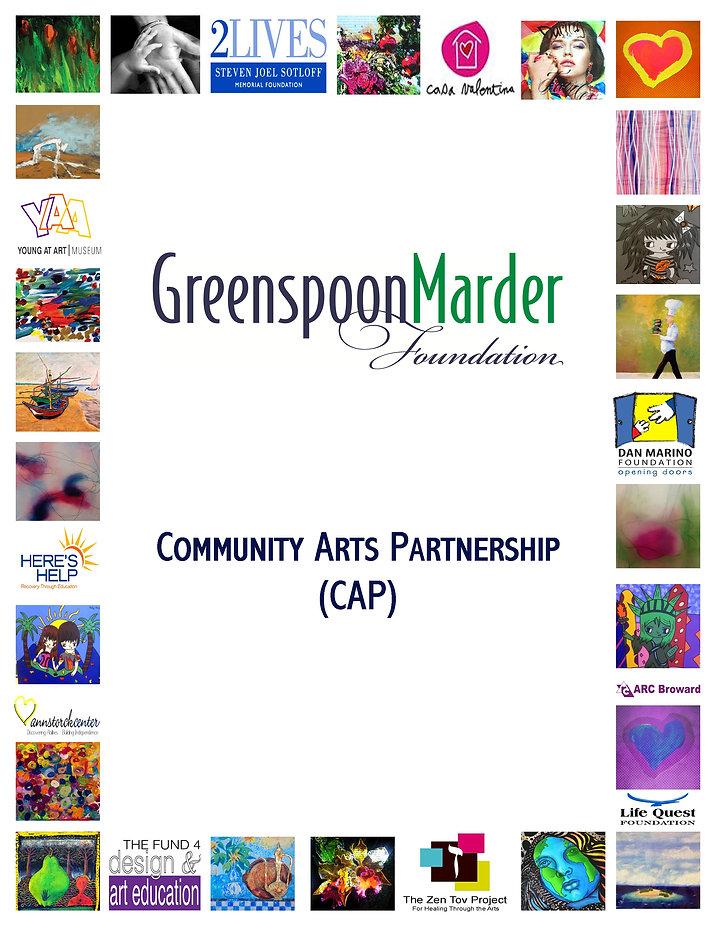 zen tov project, tracy ellyn, greenspoon marder, dan marino foundation, steven sotloff, 2 Lives Foundation, casa valentina, Young At Art Museum, Miami, Community Arts Partnership, Life Quest,