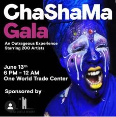 Tracy Ellyn Miami artist Chashama Gala NYC Artists