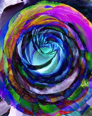 Tracy Ellyn artist watercolor art