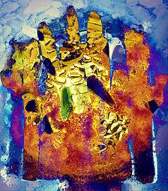 tracy ellyn artist miami jerusalem israel genesis series