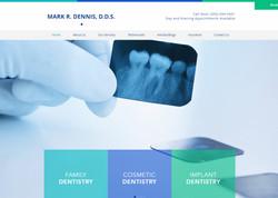 Dr Mark Dennis Website -Tracy Ellyn