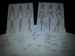 Tracy Ellyn sketches