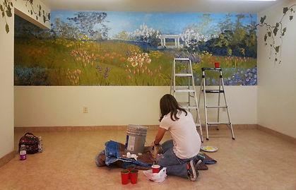 Tracy Elly Art Murals